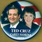 Ted Cruz Campaign Buttons (2)
