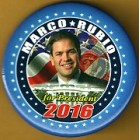Marco Rubio Campaign Buttons