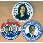 2020 Presidential Hopefuls Buttons (24)