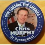D2020  4C  - Gun Control For America Chris Murphy of Connecticut  Campaign Button