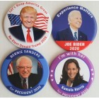 2020 Presidential Hopefuls Buttons (47)