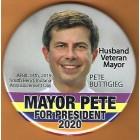 Pete Buttigieg Campaign Buttons