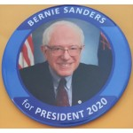 Sanders  5A  - Bernie Sanders for President 2020  Campaign Button