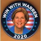 Elizabeth Warren Campaign Buttons (4)