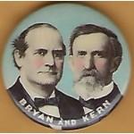 Bryan 1C - Bryan Kern Campaign Button