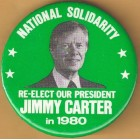 Jimmy Carter Campaign Buttons (24)