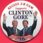 Bill Clinton  Campaign Buttons (78)