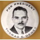 Thomas E. Dewey Campaign Buttons (9)