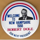 Bob Dole Campaign Buttons (17)