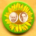 Gerald Ford  Campaign Buttons (14)