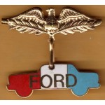 Ford 2J -  Ford Lapel Pin