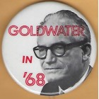 Barry Goldwater Campaign Buttons (11)