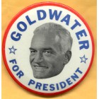 Barry Goldwater Campaign Buttons