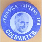 Barry Goldwater Campaign Buttons (10)