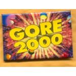 Gore 3F - Al Gore 2000 Campaign Button