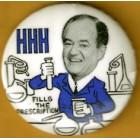 Hubert H. Humphrey Campaign Buttons
