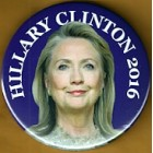 Hillary Clinton Campaign Buttons (46)
