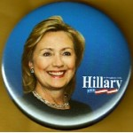 Hillary - 28A - Hillary for President 2016 Campaign Button