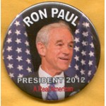 Hopeful 65G - Ron Paul President 2012 Campaign Button