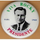 Presidential Hopefuls Campaign Buttons