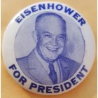 Dwight Eisenhower IKE Campaign Buttons (10)