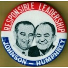 Lyndon B. Johnson Campaign Buttons (10)