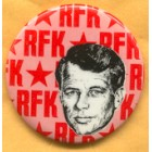 Robert F. Kennedy Campaign Buttons (8)