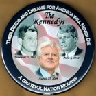 Ted Kennedy Campaign Buttons (20)