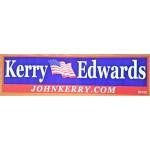 Kerry 1H - Kerry Edwards Bumper Sticker