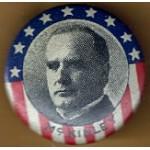 McKinley 4K - McKinley Campaign Button