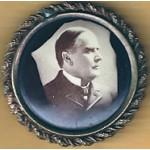 McKinley 9G - (William McKinley) Framed Memorial Campaign Button