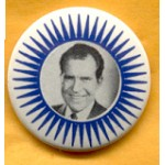 Nixon 32B - Richard Nixon Campaign Button
