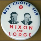 Richard Nixon Campaign Buttons (51)