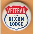 Richard Nixon Campaign Buttons (52)