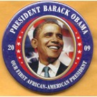 Barack Obama Campaign Buttons (43)