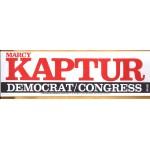 OH 7T - Marcy Kaptur Democrat Congress Bumper Sticker