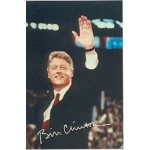 Clinton 129A -  Bill Clinton Post Card