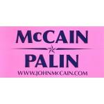 McCain 22B -  McCain Palin 2008 Bumper Sticker