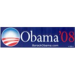 Obama 14A - Obama '08 Bumper Sticker