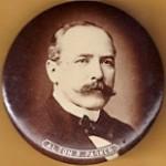 Parker 8B - Alton B. Parker Campaign Button