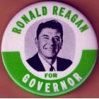 Ronald Reagan Campaign Buttons (72)