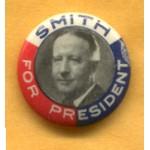 Smith 1A - Smith For President Campaign Button