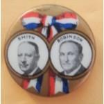 Smith 4G - Smith  Robinson Campaign Button