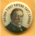 William Howard Taft Campaign Buttons (2)