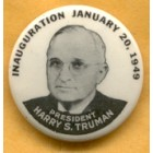 Harry S. Truman Campaign Buttons (8)