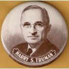 Harry S. Truman Campaign Buttons (3)
