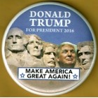 Donald Trump Campaign Buttons
