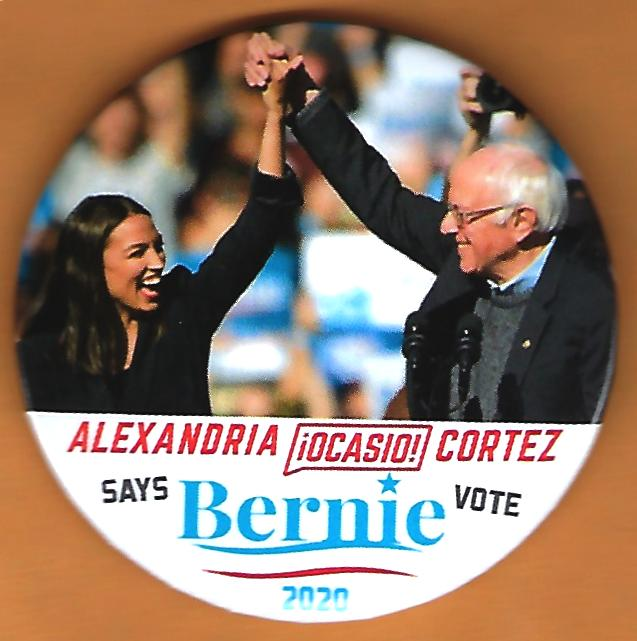 Bernie Sanders Campaign Buttons available at campaignbuttons-etc.com starting at $3.00.