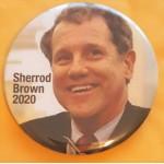 Hopeful 79G  - Sherrod Brown 2020  Campaign Button