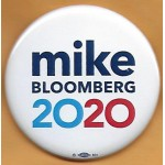 Bloomberg 5B  - mike  Bloomberg 2020  Campaign Button
